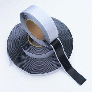 电机粘结减震降噪丁基阻尼胶带优良的粘结性强劲的耐候性隔音材料